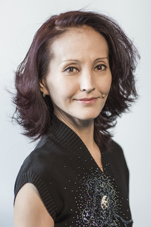 Lyudmila Doksomova