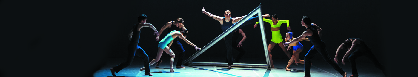 Contemporary ballet and techno music in EGOPOINT. October, 15 on the stage of  The ZIL Cultural Centre.